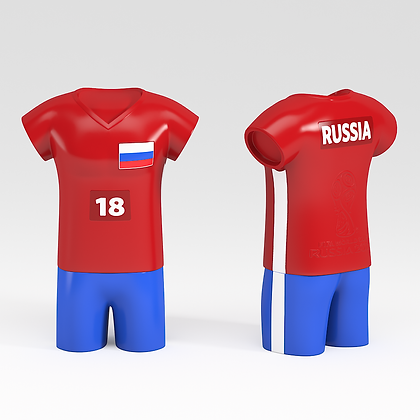 Russia - FIFA World Cup 2018 Collection