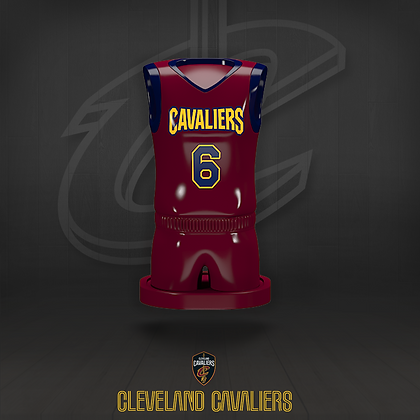 Cleveland Cavaliers 3D figure – Official NBA Collection