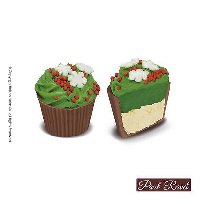 Paul Ravel Cupcake Πορτοκάλι