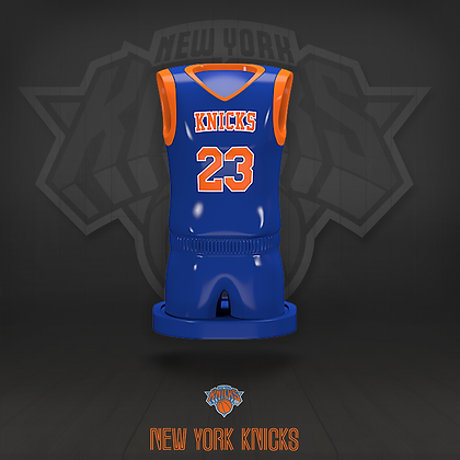 New York Nicks 3D figure – Official NBA Collection