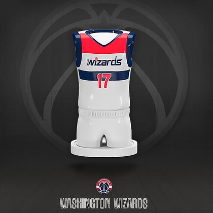 Washington Wizards 3D figure – Official NBA Collection