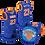 Thumbnail: New York Nicks 3D figure – Official NBA Collection
