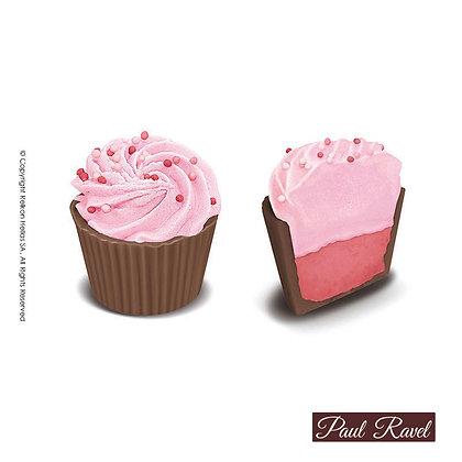 Paul Ravel Cupcake Strawberry