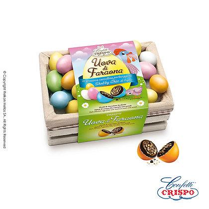 Αυγουλάκι φραγκόκοτας Crispo κασετίνα 1kg