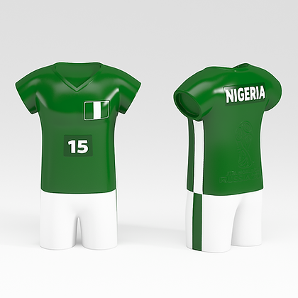 Nigeria - FIFA World Cup 2018 Collection