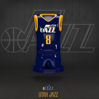 Utah Jazz 3D figure – Official NBA Collection