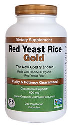 Buy the Best Red Yeast Rice Gold you can trust