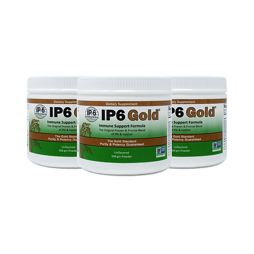 IP6 GOLD POWDER UNFLAVORED - 3 Pack ($51.16 ea)