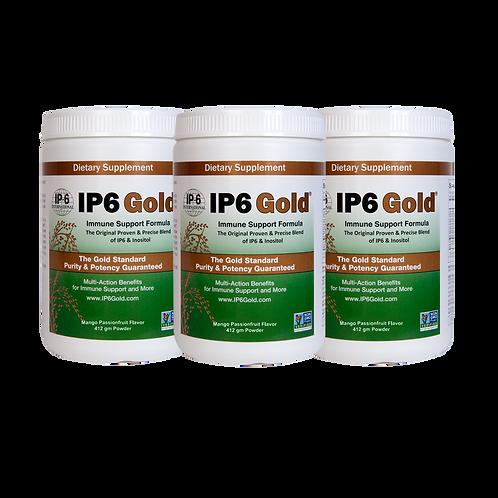 IP6 GOLD POWDER - 3 PACK