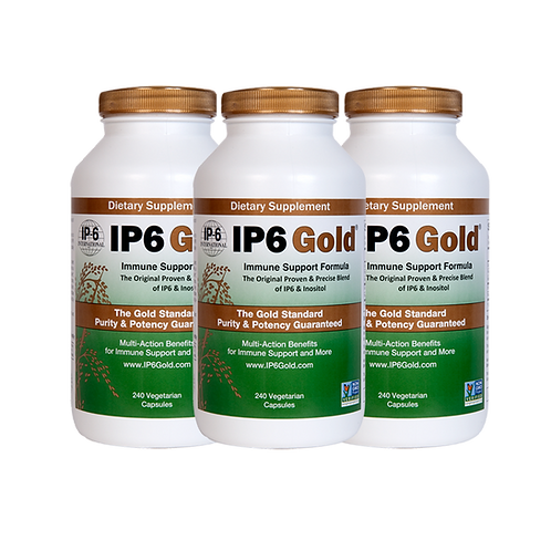 IP6 Gold 3 Pack