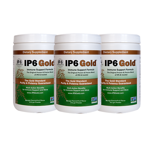 IP6 GOLD POWDER - 3 PACK ($63.96 each)