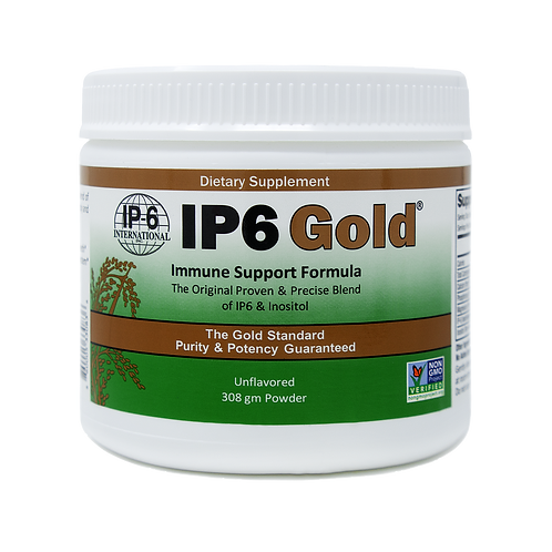 IP6 GOLD POWDER UNFLAVORED 308 gm