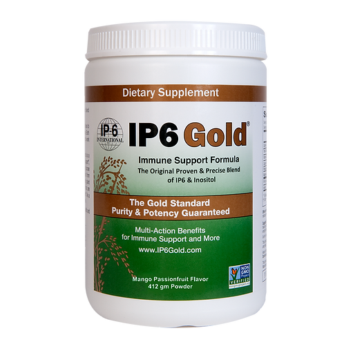 IP6 GOLD POWDER 412 gm