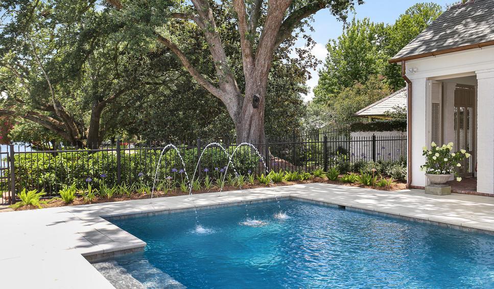 Baton Rouge Lakeshore Residence