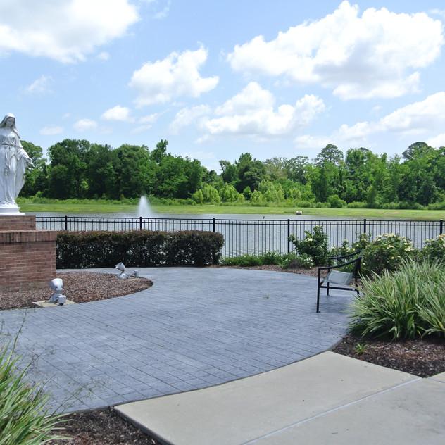 Allen Park Apartments: Reich Landscape Architecture, Baton Rouge