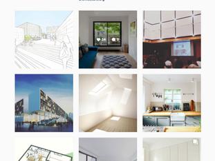 A+Architecture Instagram