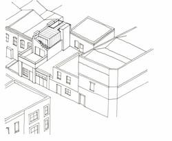 Option 4 Roof Volume