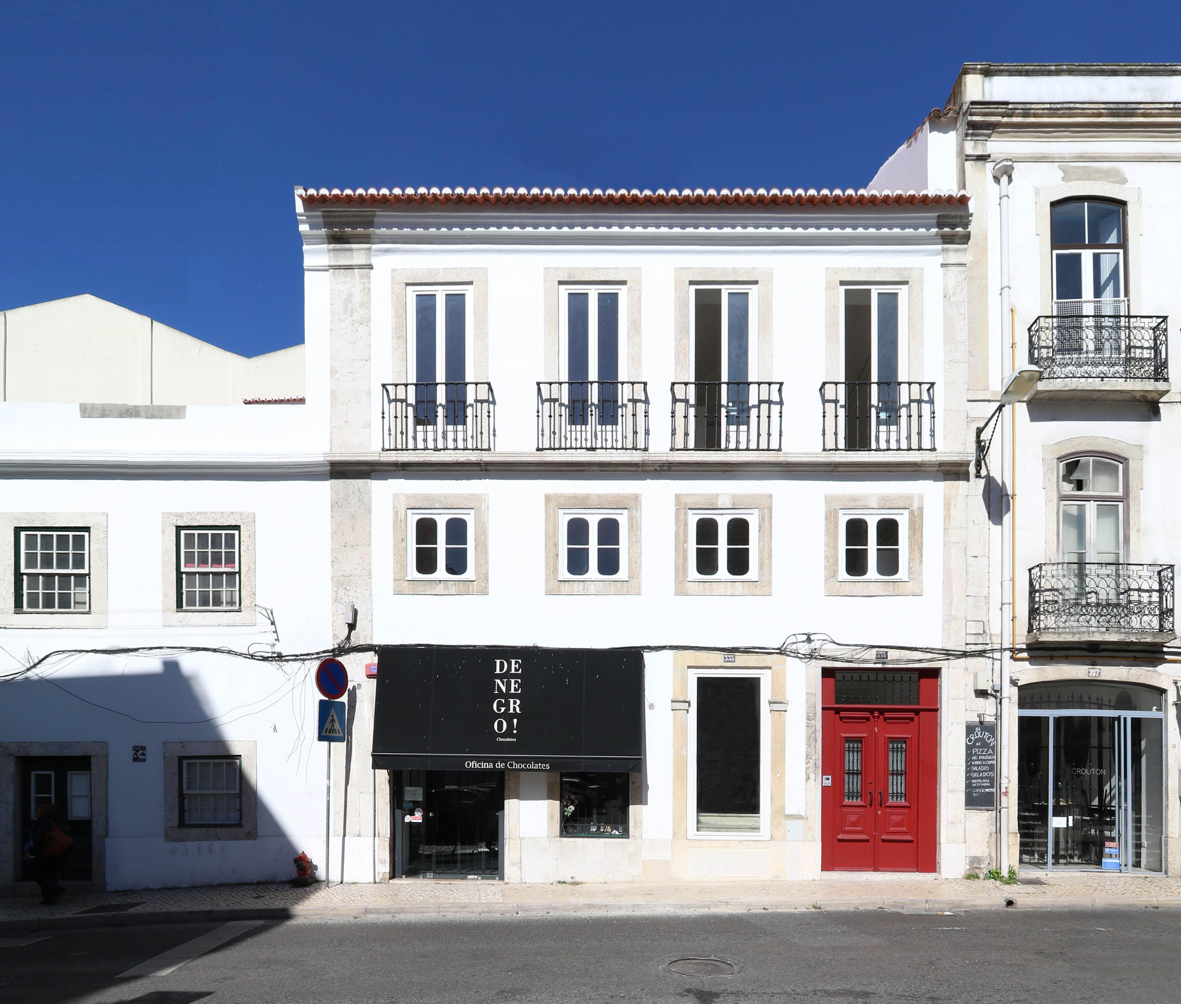 Casas de São Bento