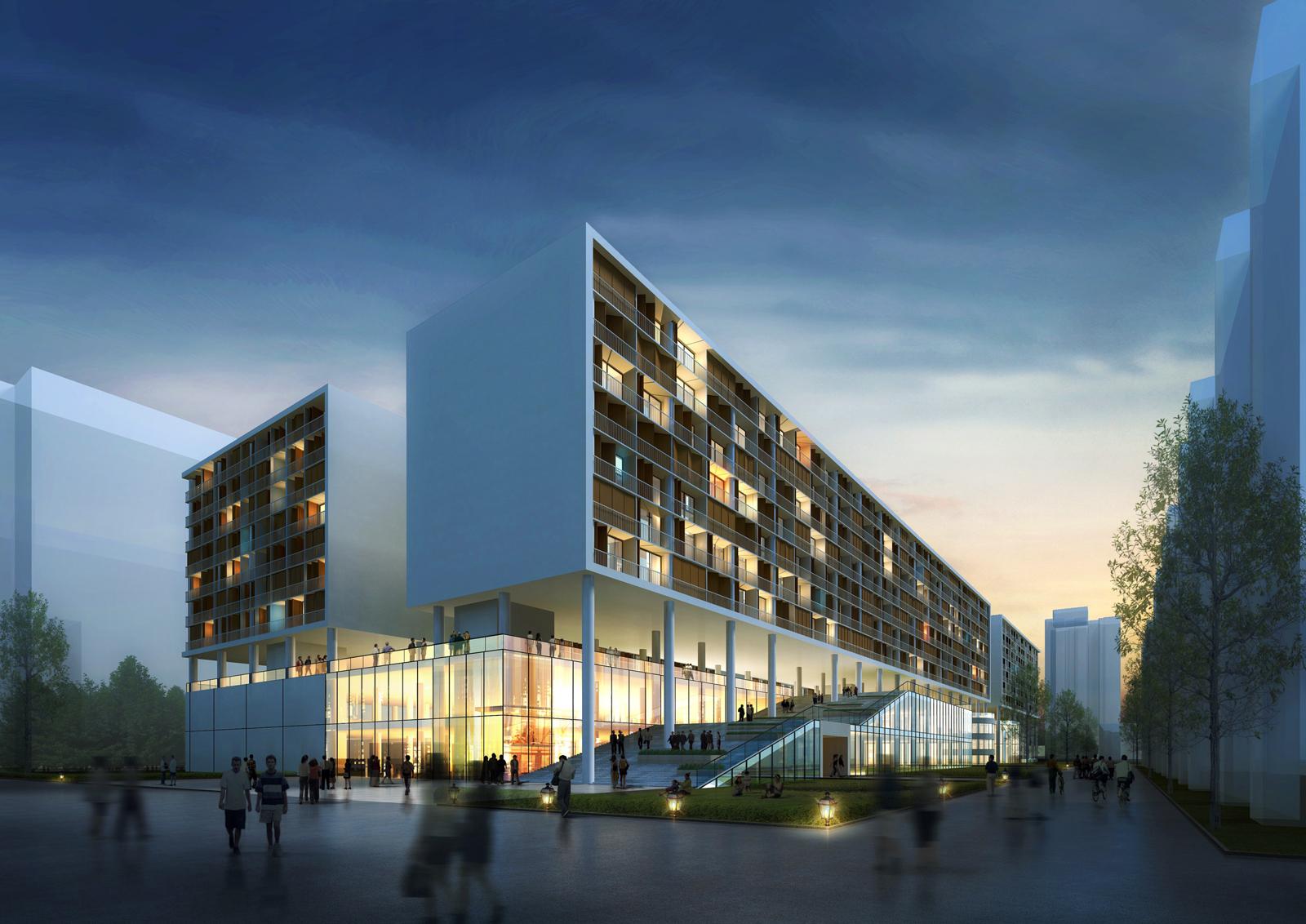 BFU-Student Residence