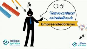 Empreendedorismo - Vamos conhecer os trabalhos