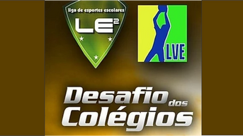 Desafio dos colégios-disputa de voleibol
