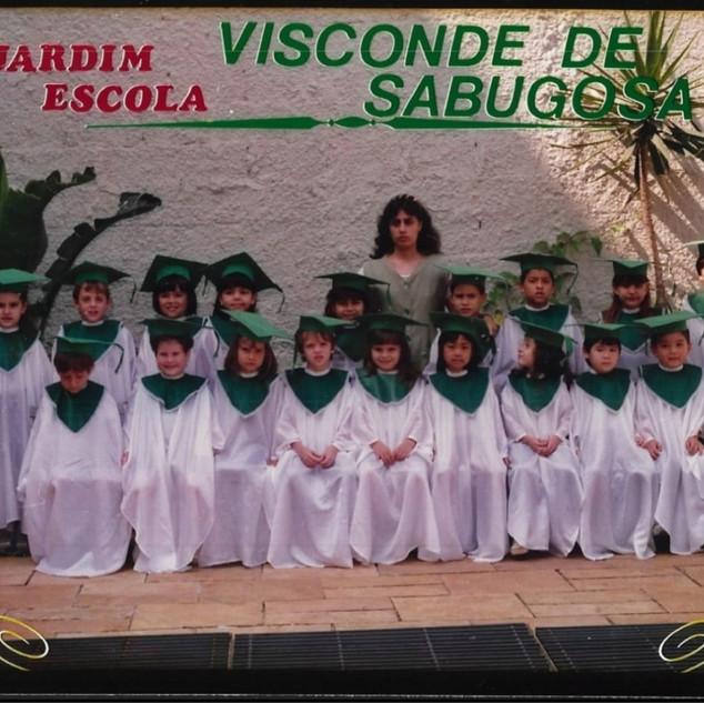 Denise Maria Fernandes 1991 foto turma.j