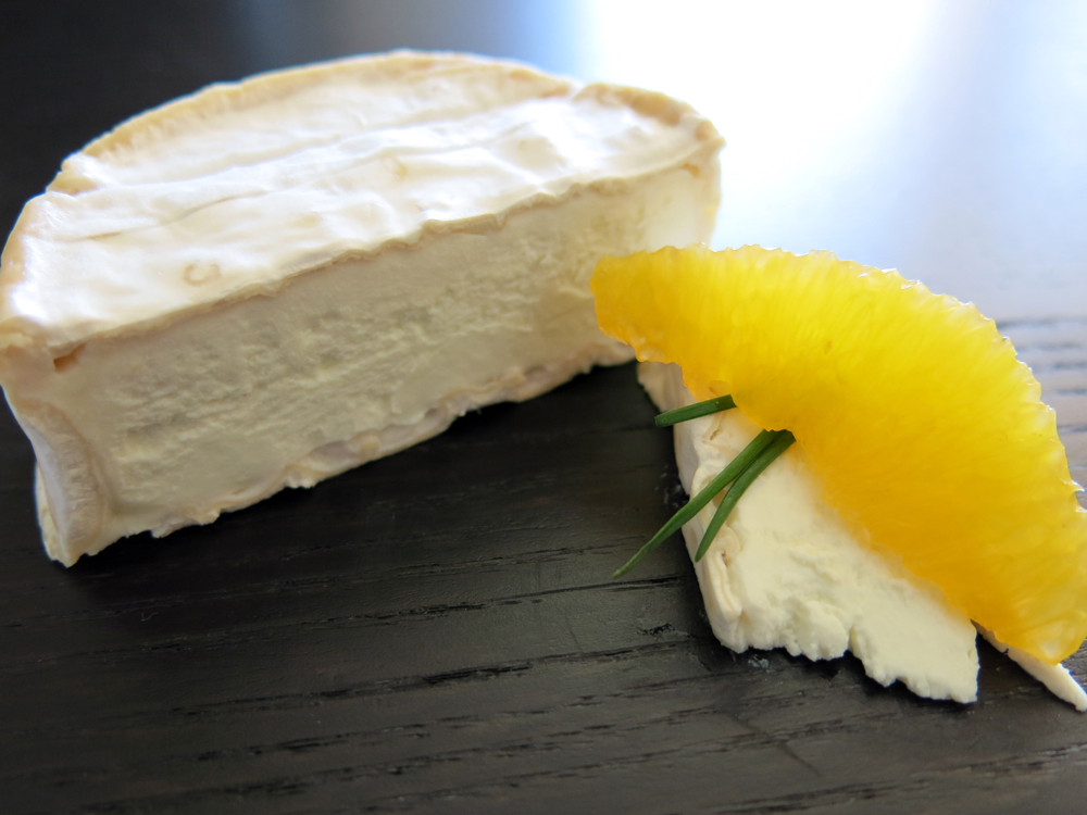 Goat's Milk Camembert