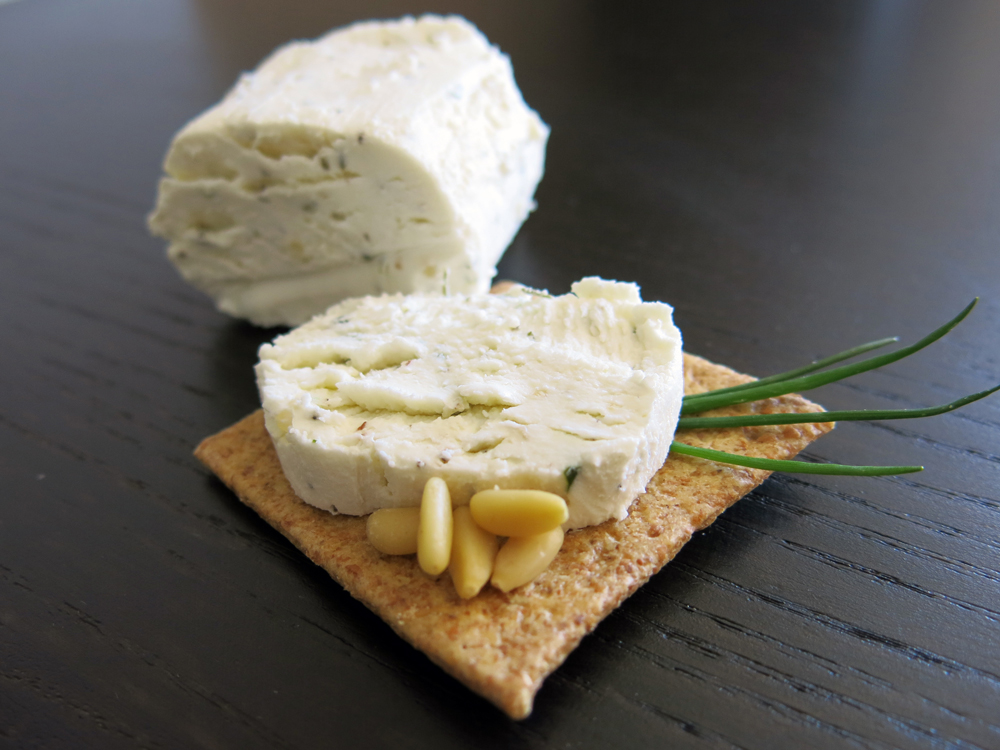 Garlic & Herb Chevre