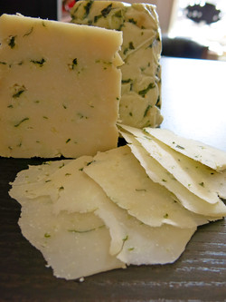 Aged Ramp Cheese (Seasonal)