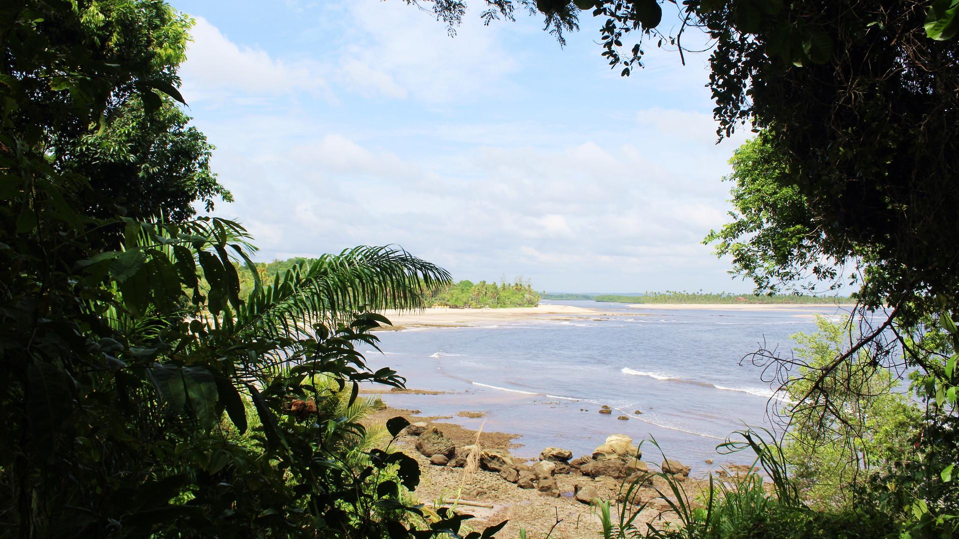 Ilha de Boipeba/BA