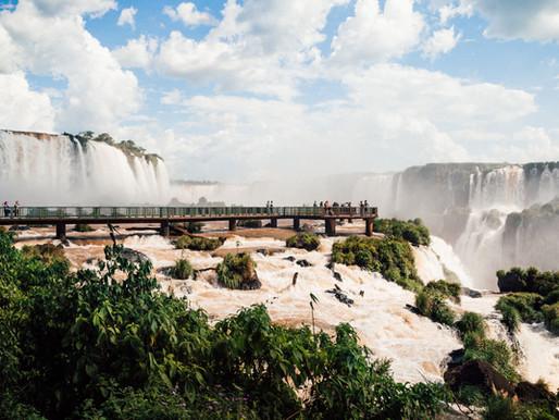 Cataratas Brasileiras ou Argentinas?