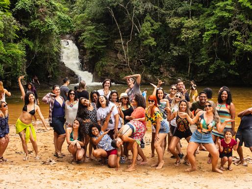 Os vilarejos de Alfredo e suas cachoeiras