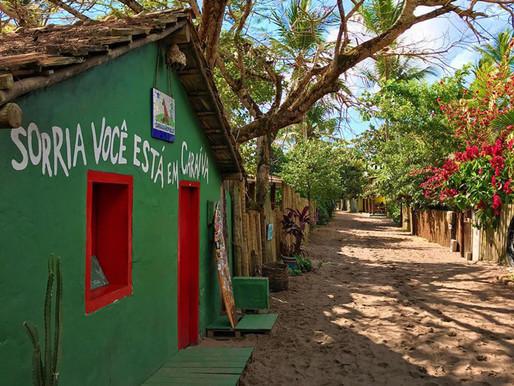 Caraíva, vilarejo mais antigo do Brasil