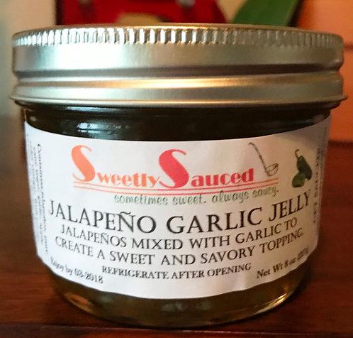 Jalapeno Garlic Jelly