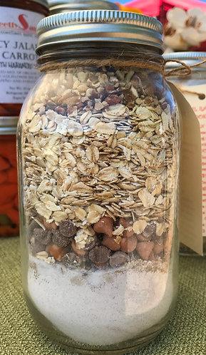 Butterscotch Oatmeal Cookie Mix