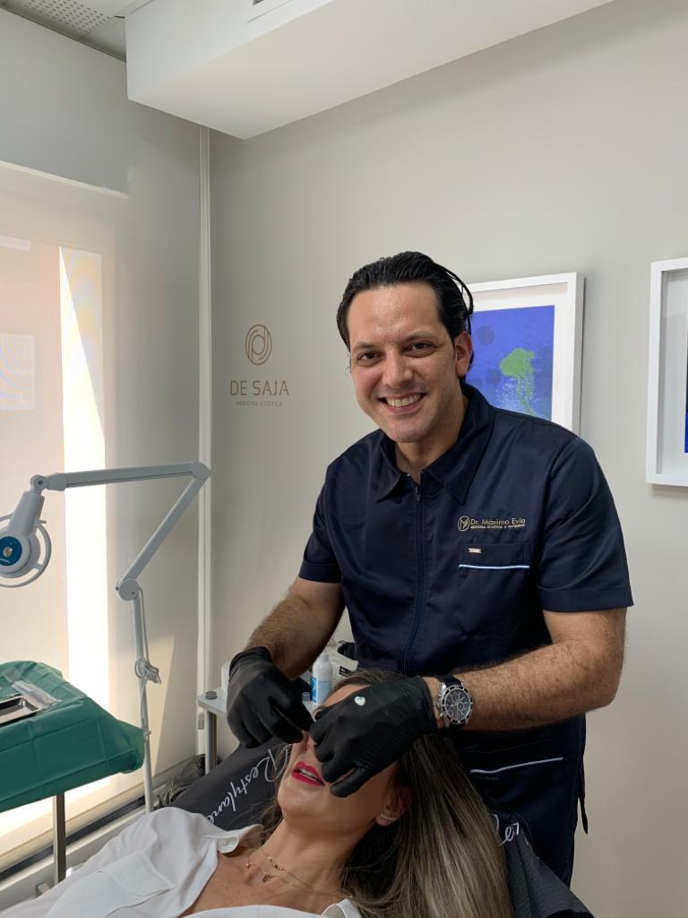 De Saja Medicina Estética Taller Dr. Máximo Evia