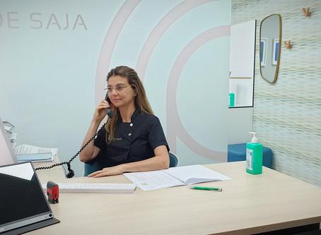 Entrevista a la Dra de Saja en Las Mañanas de la COPE