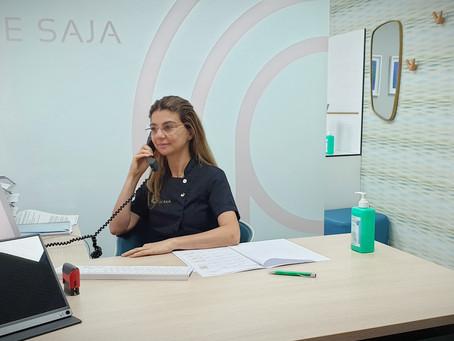 31/12/2020. Entrevista de la cadena COPE a la Doctora Ruth de Saja