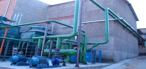 Tubing and Compressed Air