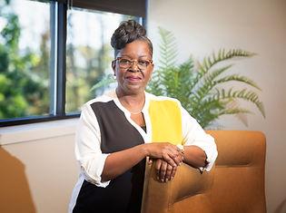Queenie Hamilton  Director of Human Reso