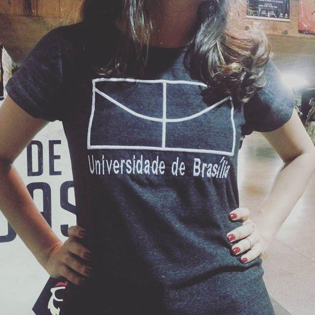 Camiseta UnB