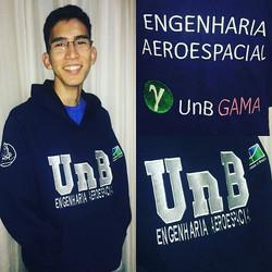 Moletom Engenharia Gama UnB