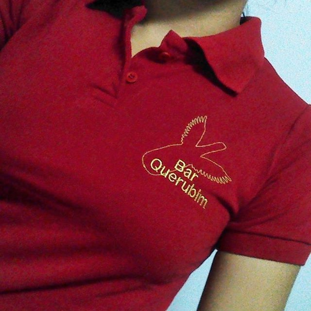 Uniforme bordado - Camisa polo