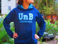 Casaco universitário Administração