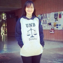 Casaco Direito UnB