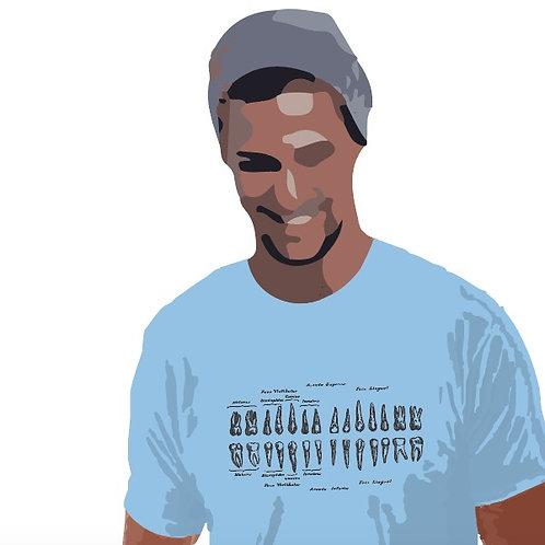 Camiseta Odontologia