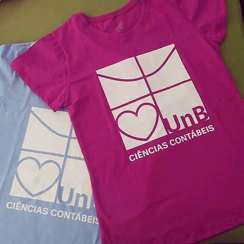 Camiseta Love UnB