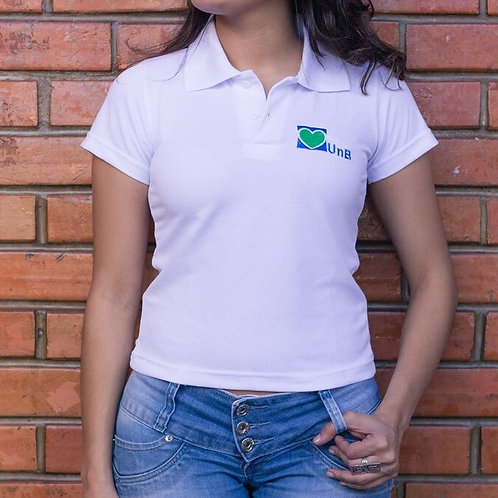 Camisa Polo Love UnB