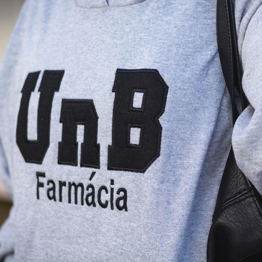 Moletom Universitário UnB Farmácia