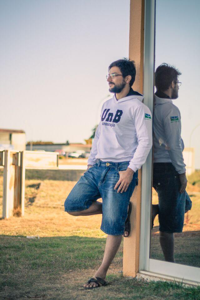 Casaco Universitário UnB